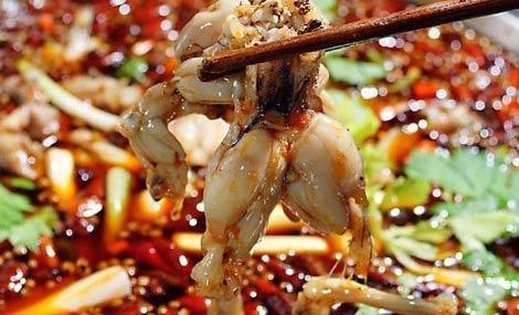 加盟美蛙鱼头火锅